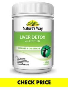 naturesway liver detox
